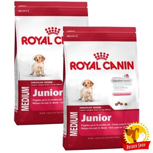 Корм royal canin медиум эдалт