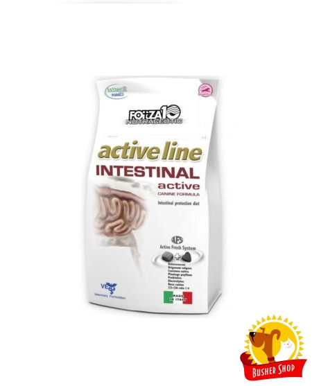 Forza10 Intestinal Active (24/12) 4 кг