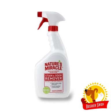 Универсальный уничтожитель пятен и запахов от животных Nature's Miracle Pet Stain & Odor Remover 947мл