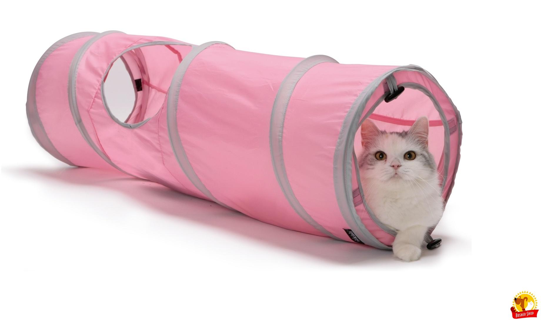 Тоннель кошки своими руками