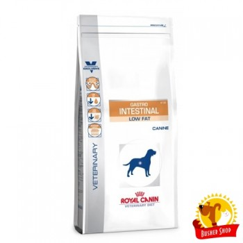 Royal Canin GASTRO INTESTINAL LOW FAT LF22 Диета с ограниченным содержанием жиров для собак при нарушении пищеварения  12кг
