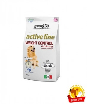 Forza10 Weight Control Active 19/7,9 (контроль веса) 4 кг
