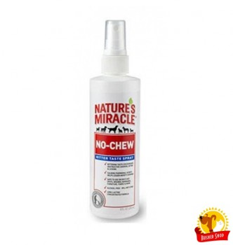 Корректор поведения — антигрызин для собак,  No-Chew Deterrent Spray 237мл