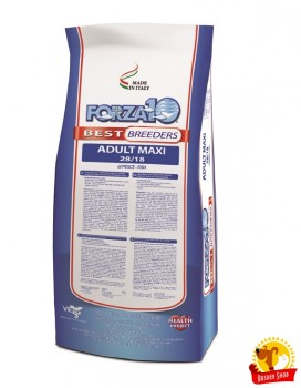 Forza10 Best Breeders Adult Maxi (28/18) из рыбы  20 кг