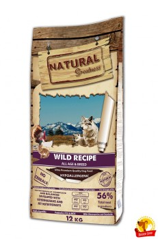 Natural Greatness Wild Recipe 18 kg