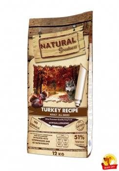 Natural Greatness Turkey Recipe 18 kg