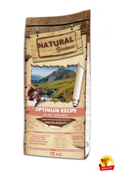 Natural Greatness Optimum Large Breed Recipe 18 kg