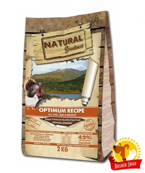 Natural Greatness Optimum Mini & Medium Recipe 2 kg