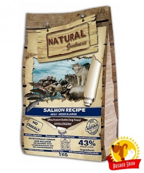 Natural Greatness Salmon Sensitive Recipe 2 kg