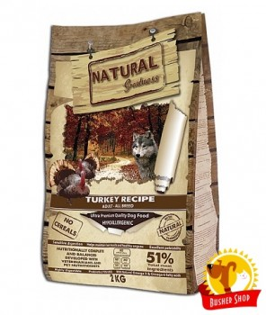 Natural Greatness Turkey Recipe 2 kg